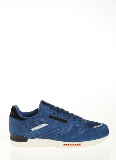 Reebok Cl Leather Ripple S Mavi